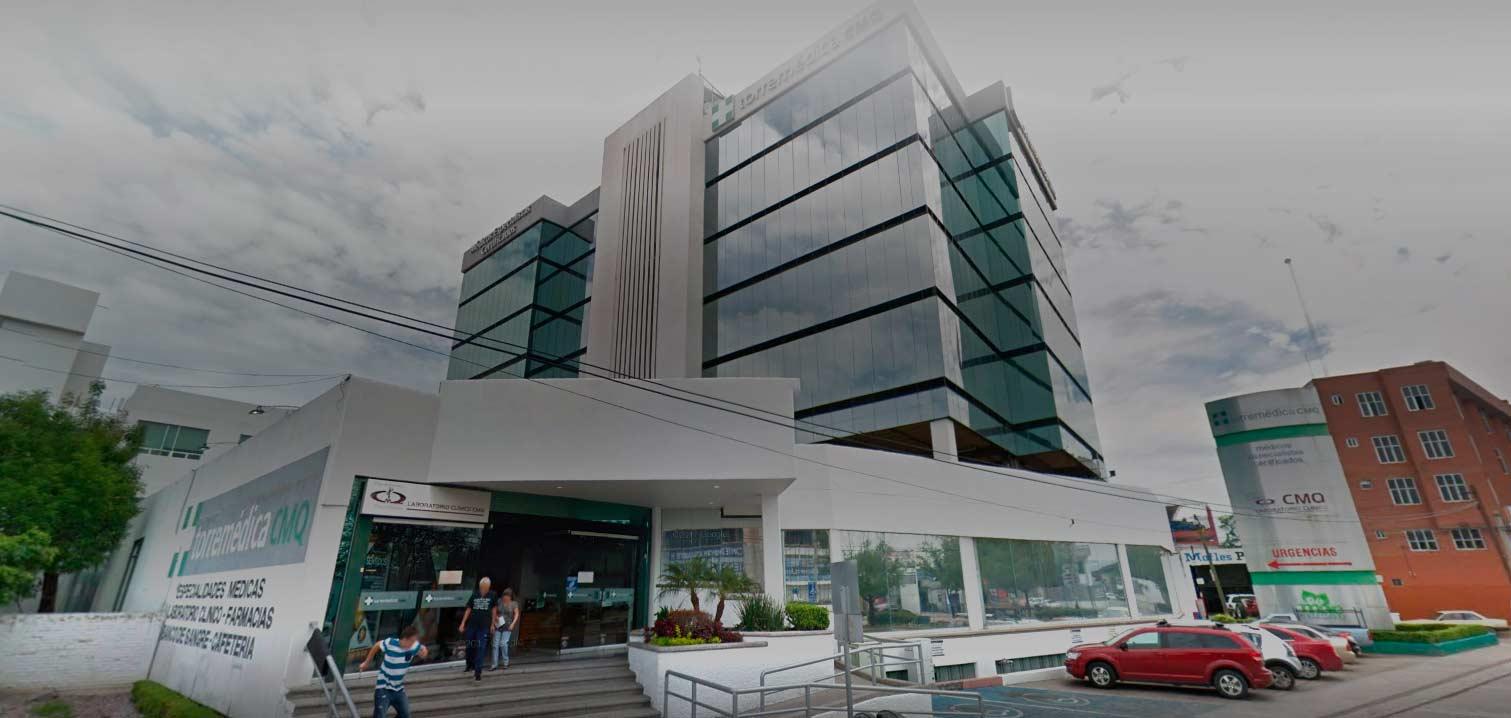 Torre Médica CMQ